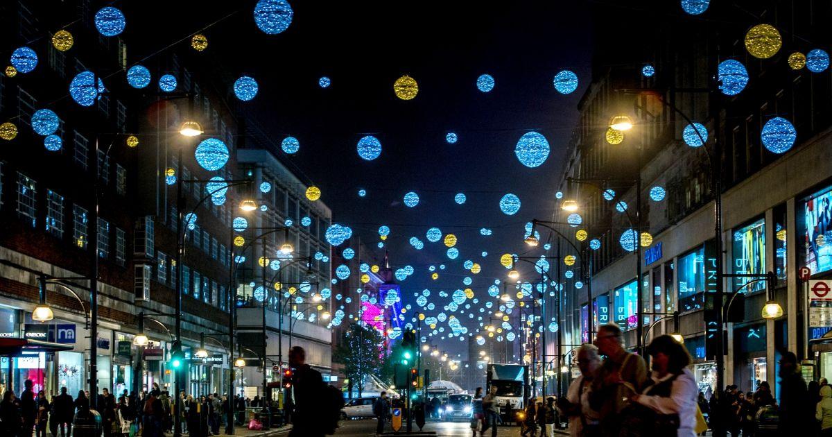 werled.ru Декоративная светотехника - новогоднее световое оформление